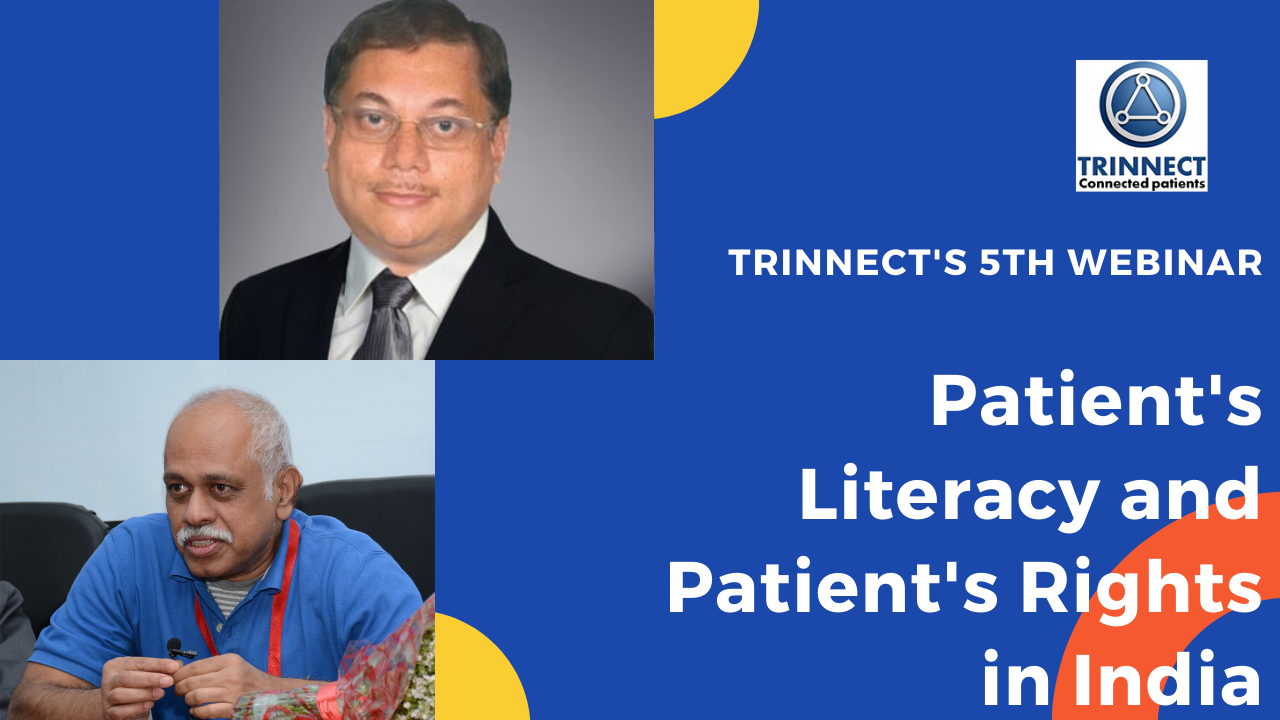 Patient's Literacy and Patient's Rights in India