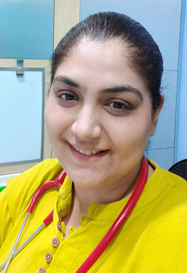 Dr. Nazia Dalwal - Trinnect
